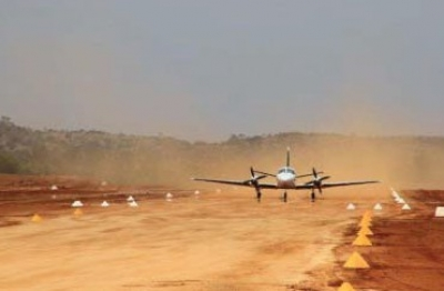 Tennant Creek Aerodrome Upgrades